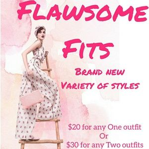 Flawsome Fits! Many Different Styles